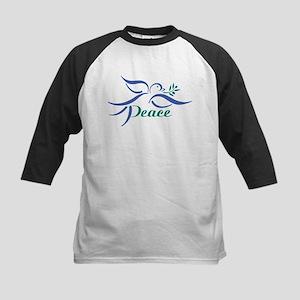 Dove Peace Baseball Jersey