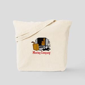 MOVING COMPANY Tote Bag