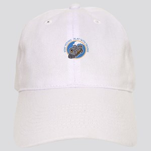 PLAY WITH TRAINS Baseball Cap