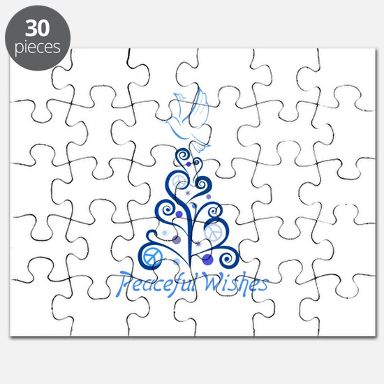 PEACEFUL WISHES Puzzle
