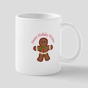 HOLIDAY APPLIQUE Mugs