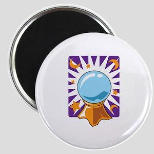CRYSTAL BALL Magnets