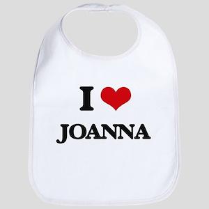 I Love Joanna Bib