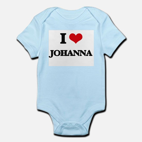 I Love Johanna Body Suit