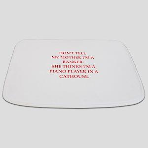 banker Bathmat