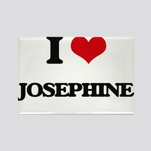 I Love Josephine Magnets