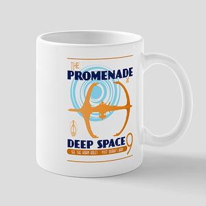The Promenade at Deep Space 9 Mug