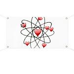 Atomic Valentine Banner