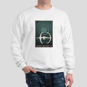 Minimal Deep Space 9 Sweatshirt
