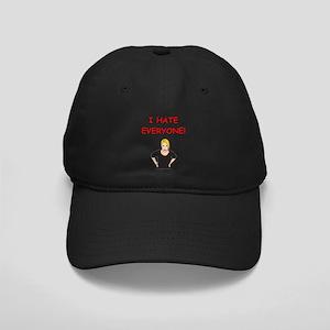 5 Black Cap