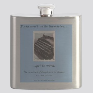 Discipline for Writers (Writers Do It In a B Flask