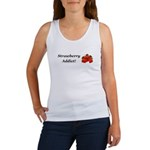 Strawberry Addict Women's Tank Top