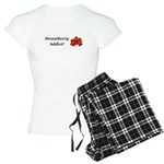 Strawberry Addict Women's Light Pajamas