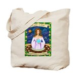 Lady Libra Tote Bag