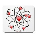 Atomic Valentine Mousepad