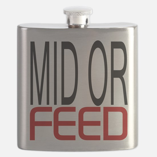 Mid Or Feed Flask