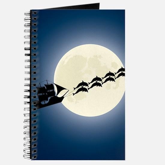Santa Pirate Ship Journal