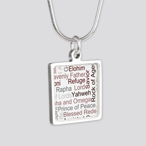 Names Of God Necklaces