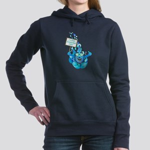I Love Essential Oils Women's Hooded Sweatshirt