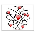 Atomic Valentine Posters