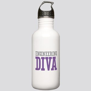 Engineering DIVA Stainless Water Bottle 1.0L