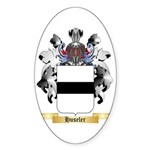 Huseler Sticker (Oval)