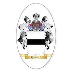 Huseler Sticker (Oval 10 pk)