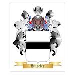 Huseler Small Poster