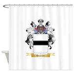 Huseler Shower Curtain