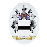 Huseler Ornament (Oval)