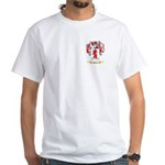 Hurry White T-Shirt