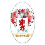 Hurrie Sticker (Oval 50 pk)