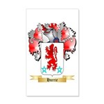 Hurrie 20x12 Wall Decal