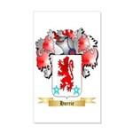 Hurrie 35x21 Wall Decal