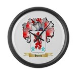 Hurrie Large Wall Clock