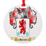 Hurrey Round Ornament
