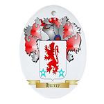 Hurrey Ornament (Oval)
