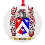 Hurran Round Ornament