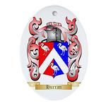 Hurran Ornament (Oval)