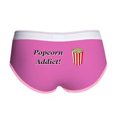 Popcorn Addict Women's Boy Brief
