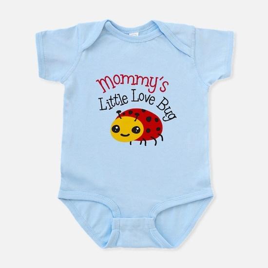 Mommy's Little Love Bug Body Suit