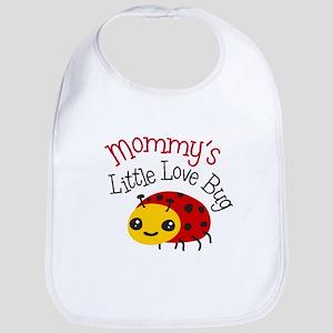 Mommy's Little Love Bug Bib