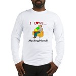 Love My Boyfriend Long Sleeve T-Shirt