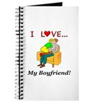 Love My Boyfriend Journal