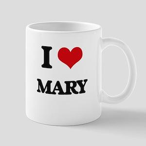 I Love Mary Mugs