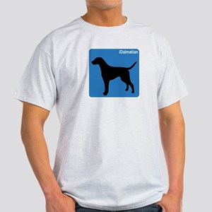 Dalmatian (clean blue) Light T-Shirt