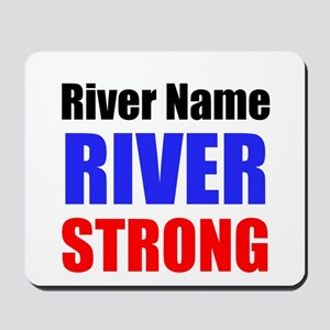River Strong Mousepad