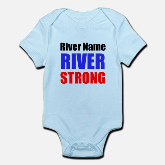 River Strong Body Suit