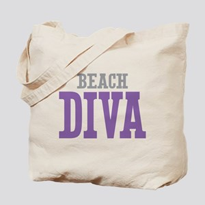 Beach DIVA Tote Bag