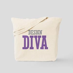 Design DIVA Tote Bag